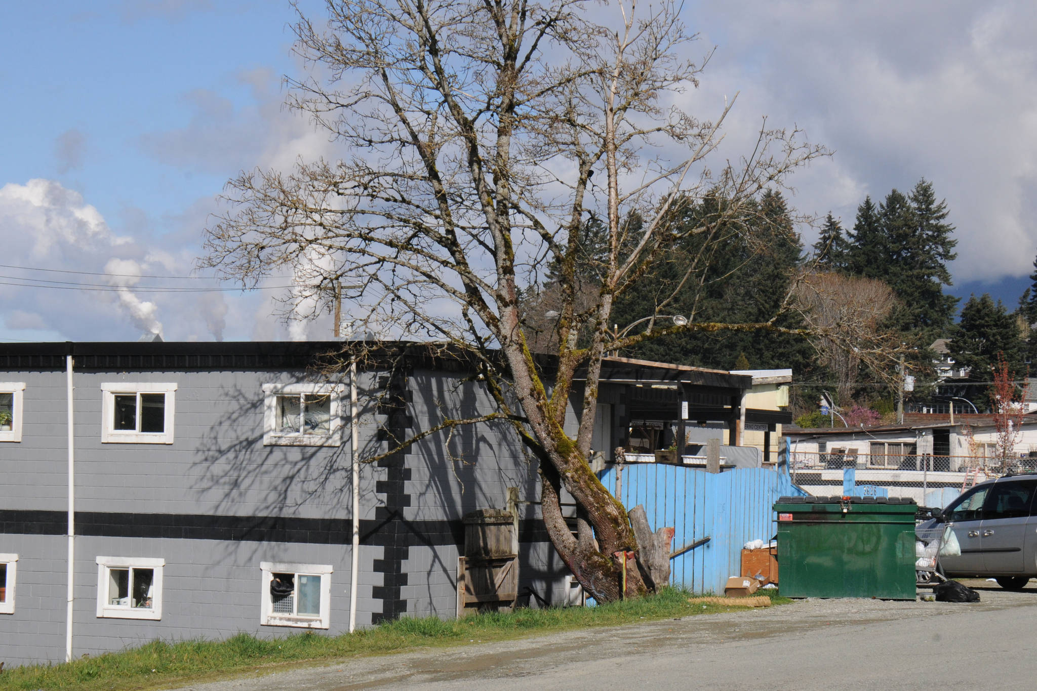 Phoenix House on Fifth Avenue in Port Alberni includes the city's sobering centre, which is operated by Port Alberni Shelter Society. (SUSAN QUINN/ Alberni Valley News)